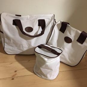 3 nye toilet tasker samlet