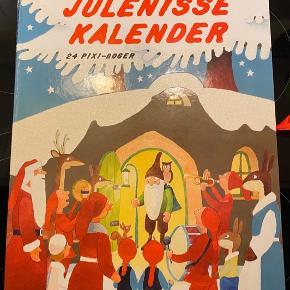 Julekalender med 24 Pixi bøger En historie hverdag i 24 dage