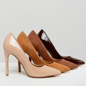 Asos heels, wide fit. Vil mene at man kun kan se de har været brugt, under skoen.   #30dayssellout