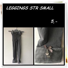 Leggings str small