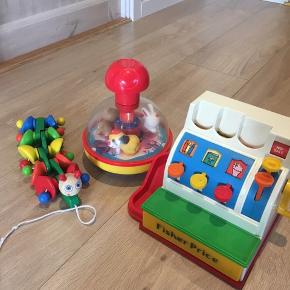 Div legetøj