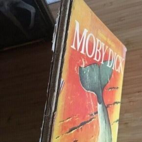 Moby dick -fast pris -køb 4 annoncer og den billigste er gratis - kan afhentes på Mimersgade. 2200 - sender gerne hvis du betaler Porto - mødes ikke andre steder - bytter ikke