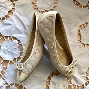 Ballerina sko Brugt ganske få gange