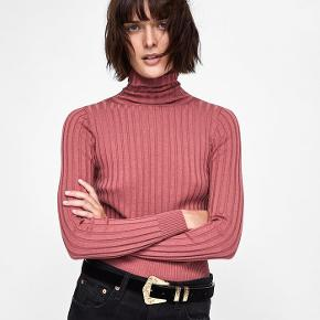 Zara knit ribbed turtleneck