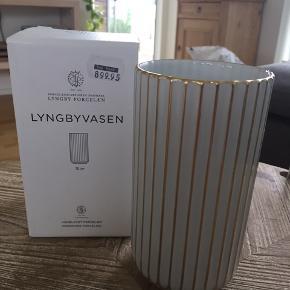 Jeg bytter ikke Lyngby vase