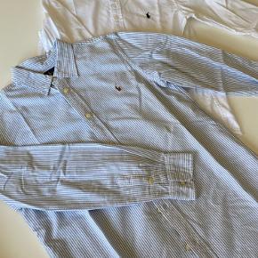 Helt nye Ralph Lauren skjorter til mænd str. 18 år. 400kr pr. Stk og 700kr for begge to.