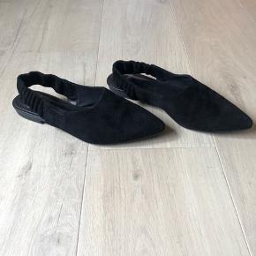 Helt nye vagabond sko. Aldrig brugt, de har stået inde i et skab. :)