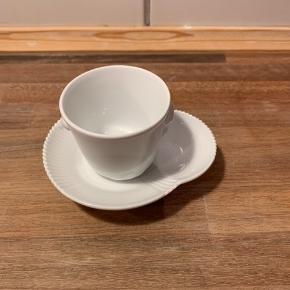 Hvid elements espresso kop