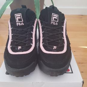 Almost new fila shoes,I wear them only a few times