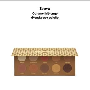 Zoeva Caramel Mélange Øjenskygge palette  Fast pris plus porto