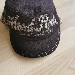 Hard Rock Cafe hat & hue