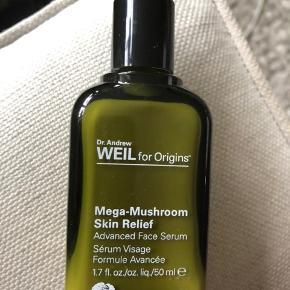 MEGA-mushroom Skin Relief Advanced Face Serum  Aldrig brugt eller åbnet