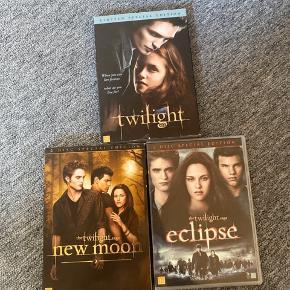 Hele Twilight serien  Fejler ingenting