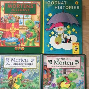 Pr. stk. 10 kr.SOLGT: Morten's julegave. Tippe tophat. Otto er et næsehorn.