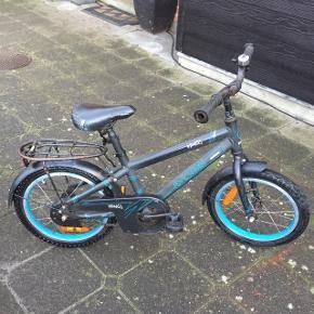 """Everton 16"""" cykel. Har lidt rust, men kører som en drøm"""