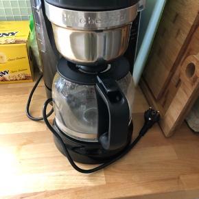 Super fin kitchen aid kaffemaskine  Brugt 4 gange