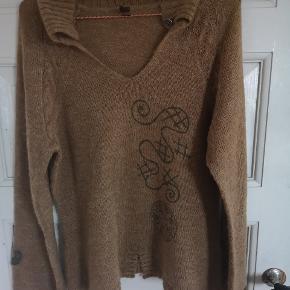Fin sweater fra Mind str. XL