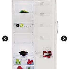 Godt køleskab sælges grundet ombygning. Køleskabet er bare 1 år gammelt og fremstår som nyt. God indretning med hylder, grøntsagsskuffer og flaskehylde.