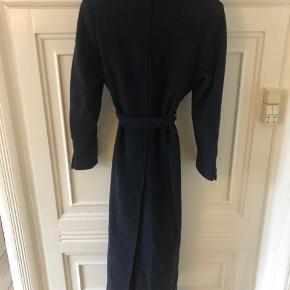 Smuk italiensk uldfrakke fra Max  Mara