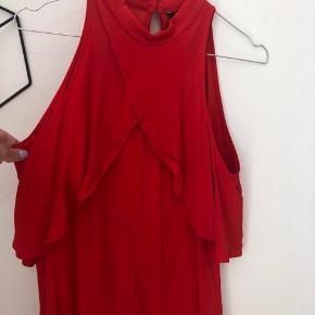 Rød, kort kjole fra Zara 🌸