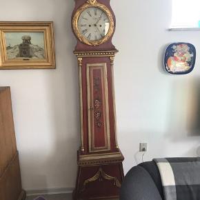 Jørgen Riis bornholmer ur  Fra 1871 Antik ur    Det fungere udemærket