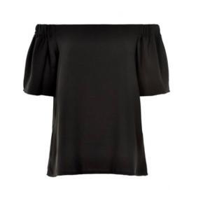 ICHI X INGA TOP, stylenummer 20103536. Brugt én gang. Skriv for billeder. 🌺