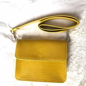 Gul Cayman hvisk taske. Aldrig brugt