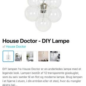 House Doctor loftslampe