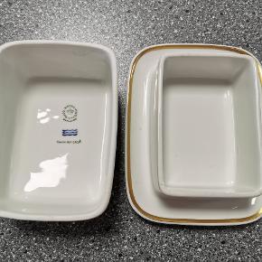 Royal copenhagen smør skål, ingen skår eller skader men har nogle små. Ridser men ikke noget der er tydeligt.kan sendes