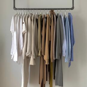Home made clothing rack for sale.