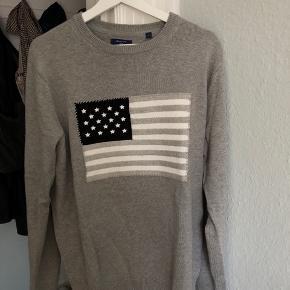 Fed GANT sweater. Fitter også medium