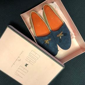 Fineste sko fra Edith & Ella i str. 39  Kun brugt 1 gang