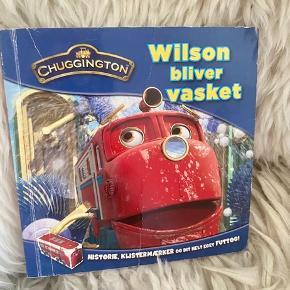 Wilson bliver vasket. Chugginton   -fast pris -køb 4 annoncer og den billigste er gratis - kan afhentes på Mimersgade 111 - sender gerne hvis du betaler Porto - mødes ikke ude i byen - bytter ikke