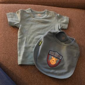 HM T-shirt str 62 og smæk, ubrugt