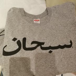 Supreme Arabic longsleeveStr M Cond 8 Fejler intet med er self brugt Intet og