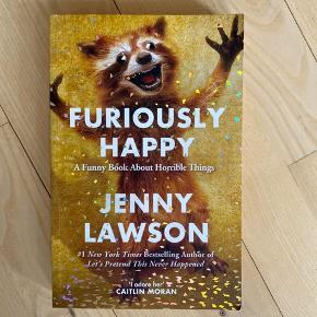 """""""Furiously Happy"""" af Jenny Lawson, 2015"""