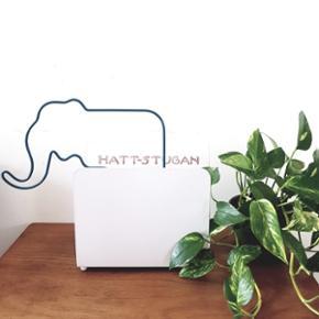 Fin elefant blad holdere til de små og ynglings bøgerne. Kan afhentes i Helsingør eller på Blegdamsvej efter aftale Annoncen fjernes med det samme ved salg således er det ikke nødvendigt at spørge hvorvidt det fortsat er til salg