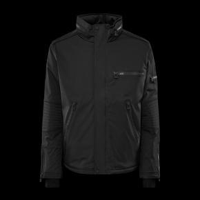 Skitsæt fra SOS med jakke og bukser sælges!  Det drejer sig om Black Snow Biker sættet, hvor bukserne er str. 46 (small-medium) og jakken er str. 48 (medium). Sættet passer perfekt til en højde mellem 170-180 cm (er selv 178 cm) Skisættet er brugt i 4 dage, og fremstår derfor som nyt.   Nypris for jakken er 5800,- og nypris for bukser 3500,-.  Det er muligt kun at købe én del.