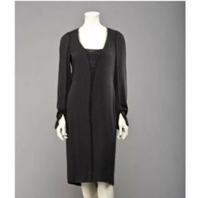Yves Saint Laurent kjole eller nederdel