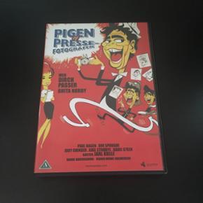 Gammel dansk film  DVD