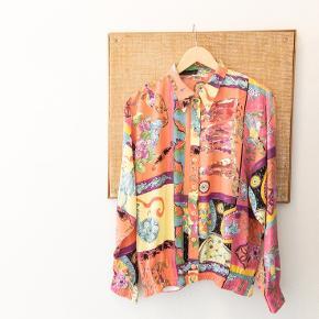 Vintage skjorte/tynd jakke.