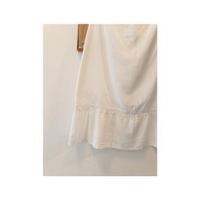 Ganni sommer nederdel med broderi str L #secondchangesummer