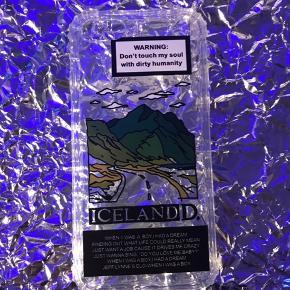 Anden accessory, Aldrig brugt. Slagelse - Black Iceland Cover (iphone 7) Cover Beskytter 360% Mp 100kr så er den din? Hvis du er intra så er du velkomen til at skrive?. Anden accessory, Slagelse. Aldrig brugt, Er måske blevet prøvet på men aldrig brugt. Ren men ikke vasket. Ingen mærker eller ska