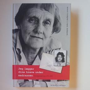 Jeg lægger dine breve under madrassen - en brevveksling 1971-2002  mellem Astrid Lindgren & Sara Schwardt 205 sider Kun læst en gang Bog / faglitteratur / roman