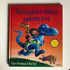 Sjov bog i rimform for de små 4-8 ca.  En af yndlingsbøgerne.