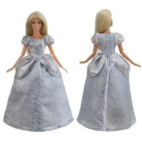 f76222c403d6 Brand  Håndlavet - Intet Varetype  NY i uåbnet emballage Prinsesse Askepot  kjole som