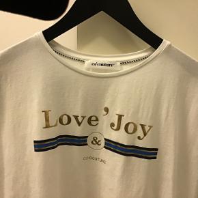 Co couture T-shirt i bomuld, kun været på 1 gang!