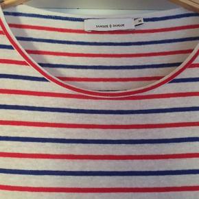 Super lækker bluse i bomuld / polyester