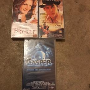 VHS / video film 😊  Stykket koster 25kr
