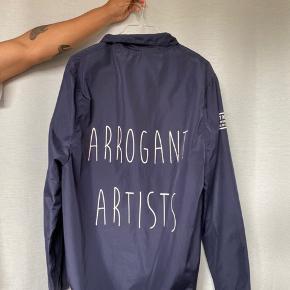 Coach Jacket - Mærke, Arrogant Artist